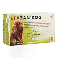 Prodivet Efazan Dog Aliment complémentaire chien 45caps