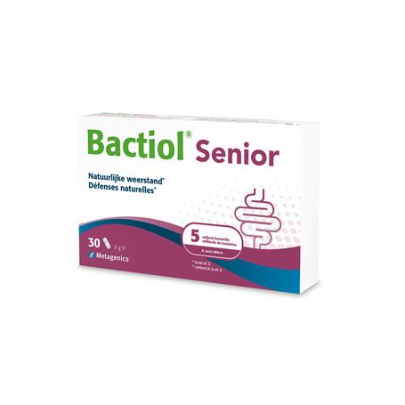 Metagenics Bactiol Senior 30caps