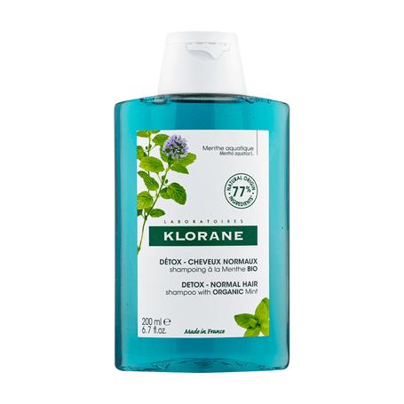 Klorane Shampooing Menthe Aquatique  200ml