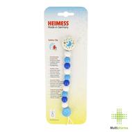 heimess fopspeenketting hout blauw h9216