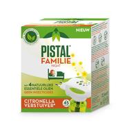 Pistal Famille Diffuseur electronique 1pc