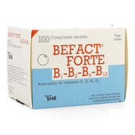 Befact forte dragees 10st