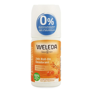 Weleda Déodorant argousier 24h roll-on 50ml