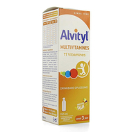Alvityl Multivitamines solution buvable 150ml