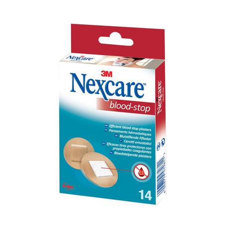 Nexcare Bloodstop 14st