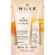 Nuxe Rêve de miel stick levres 4gr + crème mains 30ml