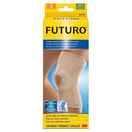 Futuro Vochtregulerende kniebandage S zwart 1st