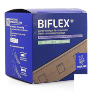 Biflex 17+ forte med.stretch+indic.bge 8cmx3,0m 1