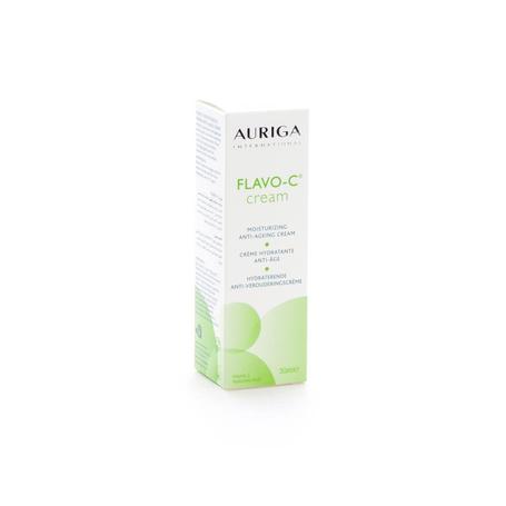 Auriga flavo-c creme hydratation de la peau 30ml