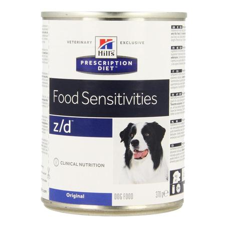 Hills prescrip.diet canine zd ultra 370g 8018u