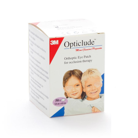 Opticlude junior eye patch