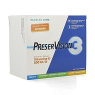 Bausch & Lomb PreserVision 3 + vit D3 180caps