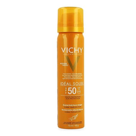 Vichy Idéal Soleil Brume hydratante visage SPF50+ 75ml