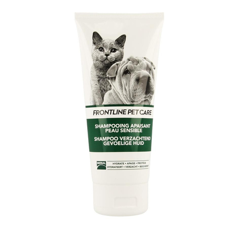 Frontline pet care sh apaisant peau sensible 200ml