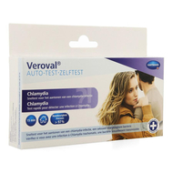Veroval test rapide detection infection chlamydia