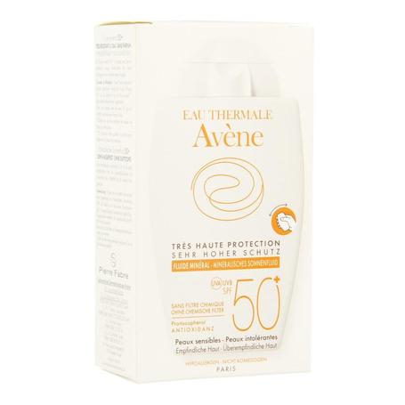 Avene Minerale fluide 40ml