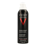 Vichy homme mousse a raser anti irrit. 200ml