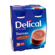 Delical Melkdrank chocolade 4x200ml