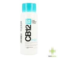 CB12 Halitosis mild 12u mondwater 250ml