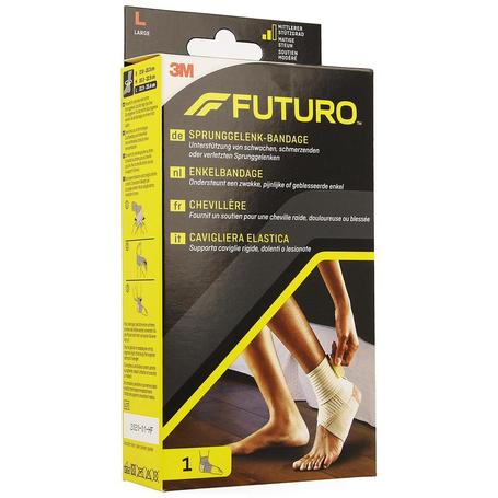 Futuro Enkelbandage huidskleur L 1st