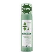 Klorane Droogshampoo brandnetel spray promotie 150ml