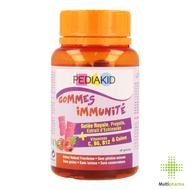 Pediakid gummes immuniteit gommetjes 60