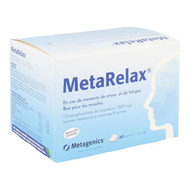 Metagenics Metarelax sachets 40pc