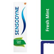 Sensodyne fresh mint dentifrice 75ml