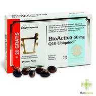 Bioactive q10 50mg 60+20 caps