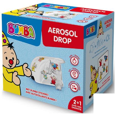 Aerosol neb studio 100 bumba drop