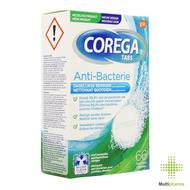 Corega anti bacterie tabl 66