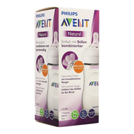 Avent Natural 2.0 Zuigfles 260 ml  1st