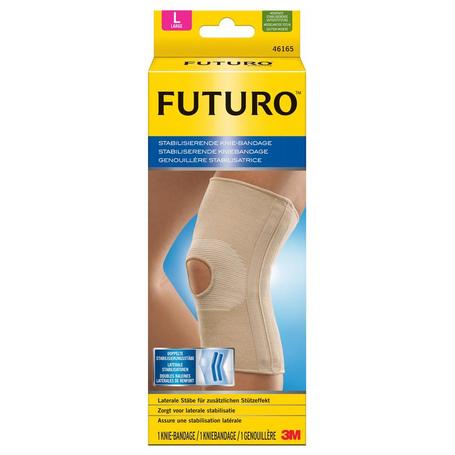 Futuro Kniebandage huidskleur L  1st
