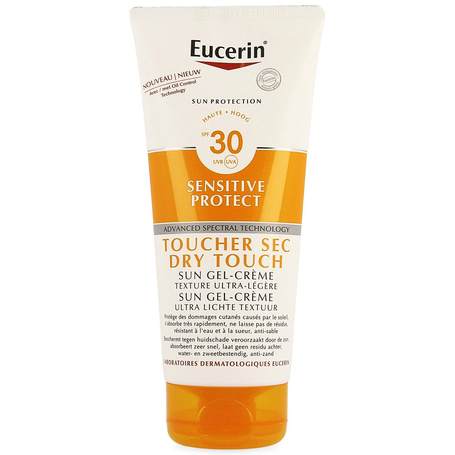 Eucerin Sun sensitive protect gel-crème lichaam SPF30