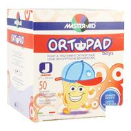 Ortopad junior for boys compresse ocul. 50 73321