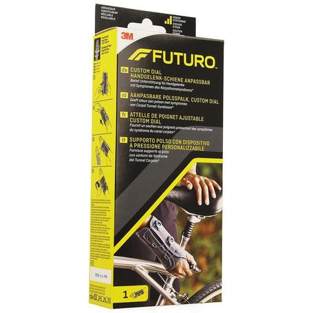 Futuro Attelle poignet ajustable droit cust.dial 1