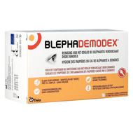 Blephademodex compresse nettoyante yeux 30