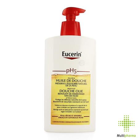 Eucerin pH5 Huile Douche  1000ml