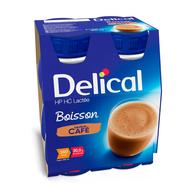 Delical Boisson café 4x200ml
