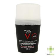 Vichy Deodorant Roller 72u 50ml