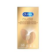 Durex Nude préservatifs 10pc