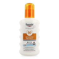 Eucerin Sun spray sensitive protect enfants SPF50+ 200ml