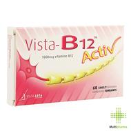 Vista b-12 activ tabl 60