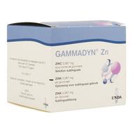 Gammadyn amp 30 x 2ml zn unda