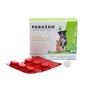 Parazan Ontworming hond/kat tabletten 6st