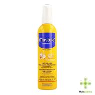 Mustela Zonnemelk heel hoge bescherming SPF50+ 300ml