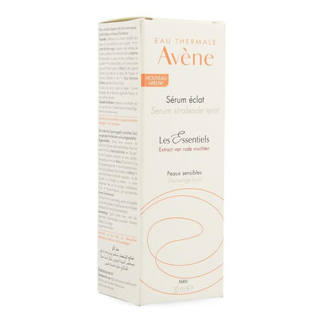 Avene essentiels serum eclat 30ml