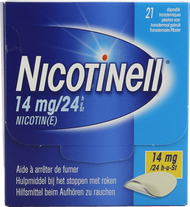 Nicotinell 14mg/24h dispositif transdermique 21