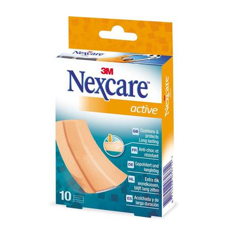 Nexcare Active Strips 1st