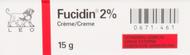 Fucidin creme 2 % 15 gr